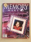 Memory Makers scrapbooking magazine Jan Feb 2001