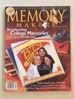 Memory Makers scrapbooking magazine Sept Oct 2001