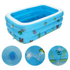 Baby Inflatable Bathtub Foldable Swimming Pool Funny Water Play Inflatable Boat