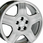 18x75 Wheels Fit Lexus Toyota LS 430 Hyper Rims 74179 W1X SET