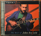 Liquid Fire: The Best of John Scofield [US Imp. - Rykodisc - 1994 - Jazz] - MINT