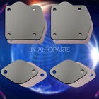 OPAS Block Off Plates Gaskets Kit Seadoo GTX GTI RXP RXT 4tec New Stainless