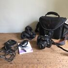 Canon EOS 450D Digital SLR with 50mm Lens and Starter Pack