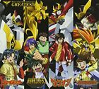 Brave Series 20 Anniversary GREATEST Limited Edition CD + DVD Japan Import