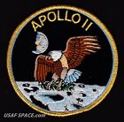 Apollo 11 ORIGINAL AB Emblem Nasa SPACE Mission PATCH Armstrong Aldrin Collins