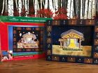 Kurt Adler J3767 Wooden Nativity Advent Calendar Night Sky Magnetic Nice