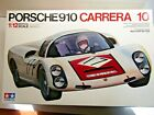 Tamiya Vintage Big 1:12 Scale Porsche 910 Carrera 10 Model Kit - New #12003*7500