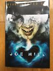 Joe Hill Heart Shaped Box US Signed Deluxe Limited With Extra Content