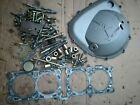 MV Agusta Brutale 910 S 2008 Engine Motor Bolts Nuts Cover Gaskets