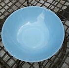 VINTAGE FIRE KING OVEN WARE AZURITE LIGHT BLUE 8