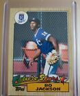 Bo Jackson Rookie Cards and Memorabilia Guide 22