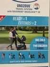 """GRACO BABY UNO2DUO TRAVEL SYSTEM STROLLER  """"HAZEL"""" RETAILS FOR 449.99 NEW IN BOX"""