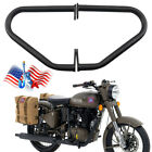 Engine Leg Guard Crash Bar For Royal Enfield Classic 500 Pegasus Desert Storm US
