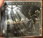 Bob Catley - Legends CD (Magnum / Ten / Dare / Asia) Vinny Burns Avantasia Rare