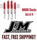 Jeep CJ5 CJ7 set of 4 skyjacker N8000 shocks requires 3 5 lift 76 81
