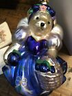 Christopher Radko Ornament Muffy Vander Bear Plum Fairy