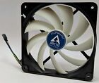 Arctic F12 PWM PST Value Pack Qty 5 Standard Low Noise PWM Controlled Case Fans
