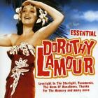 Essential Dorothy Lamour by Dorothy Lamour: New