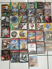ps1 ps2 ps3 x box video game lot