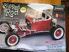 Lindberg 1/8 Scale Model Big Red Rod New in Box Complete