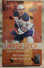 2016-17 UPPER DECK SERIES ONE HOCKEY HOBBY BOX - MATTHEWS ROOKIE? FREE SHIPPING!