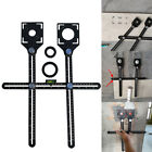 Tile Glass Hole Saw Cutter Guide Opening Locator Tool Adjustable Ceramic