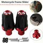 2*Motorcycle Sports Bikes M10 Frame Engine Anti-falling Crash Protect Slider Cap