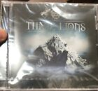 THREE LIONS - THREE LIONS  CD NEW Ten Dare Bonfire Survivor