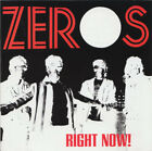 New! THE ZEROS Right Now! CD Bomp! Punk Rock El Vez SoCal FREE SHIPPING!