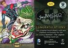 2013 Cryptozoic Batman: The Legend Trading Cards 40