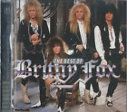 BRITNY FOX - The Best Of Britny Fox - Metal Hard Rock Pop Music CD
