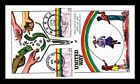 DR JIM STAMPS US UNITED WAY HAND COLORED COLLINS COMBO FIRST DAY COVER