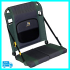 Kayak Seat Canoe Boat Chair Accessories Bench Fold Cushion Pad Backrest Support