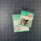 Avery Elle Clear Stamp Set Love Puffin with Matching Dies