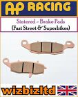 AP Racing Front HH Brake Pad Suzuki TU 250 Grass Tracker 2000-2001 APR305SF
