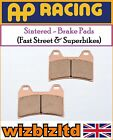 AP Racing Front HH Brake Pad Ural Wolf Solo 2011-2012 APR306SF