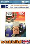 EBC Rear HH Brake Pad CCM C-XR 125 E 2008-2009 FA054HH