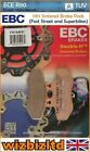 EBC Front HH Brake Pad Beta Urban 125 2008-2015 FA194HH
