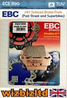 EBC Rear HH Brake Pad Borile B 500 MT 2002 FA213HH