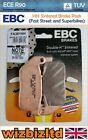 EBC Front HH Brake Pad Harley Davidson XL 50th Anniversary Sportster 07 FA381HH