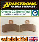 Armstrong Front GG Brake Pad Gas-Gas TXT 50 (Rookie) 2002-2003 PAD230281