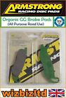Armstrong Front Right GG Brake Pad AJS Regal Raptor CR3-125 2006 PAD230365