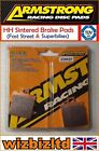 Armstrong Front HH Brake Pad Cagiva SX 250 1982 PAD320037