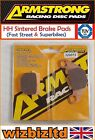 Armstrong Front HH Brake Pad Adly NB 125 D Noble 125 2008-2010 PAD320073