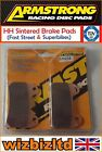 Armstrong Front HH Brake Pad Ural Wolf Solo 2011-2012 PAD320234