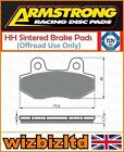 Armstrong Front MX HH Brake Pad CCM TL 125 2008-2009 PAD990076