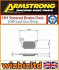 Armstrong Front MX HH Brake Pad LEM RX 65 ALL YEARS PAD990315