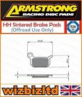 Armstrong Front MX HH Brake Pad LEM CX3 9873 ALL YEARS PAD990315