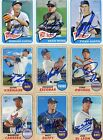 2017 Topps Heritage High Number Baseball Cards 16