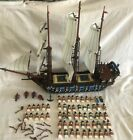 LEGO SET 10210 PIRATES IMPERIAL FLAGSHIP With 60 Figures